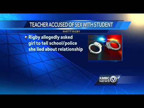 Ex-Kearney math teacher accused of having sex with 14-year-old student