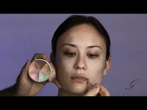 How-To—Corrector Color Wheel: Jenn MAKEUP GOURMET TUTORIAL
