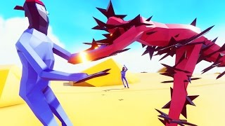 AMAZING NEW UPDATE! NEW UNITS - Totally Accurate Battle Simulator | Pungence
