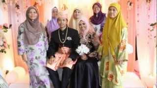 Majlis Persandingan Syafiq & Farhana