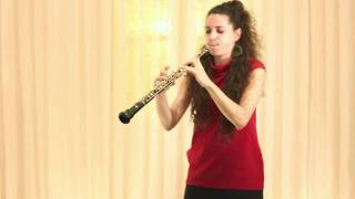 Oboe audition - YouTube Symphony Orchestra (YTSO 2) - 2011