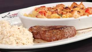 WI57 | The Restaurant Show | Longhorn Steakhouse | 12-11-18 | Crabcake.LobsterMac
