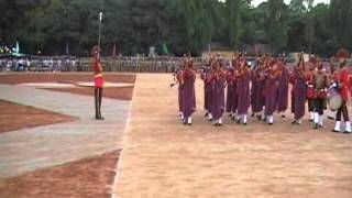 TAMILNADU POLICE PIPE BAND