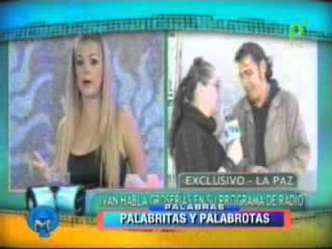 LAS PALABROTAS DE LA TV  27-06-2011 @ NQV PAT - BOLIVIA