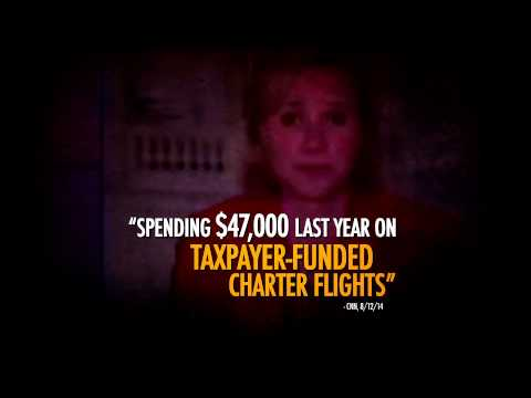 Mary Landrieu - Frequent Flier