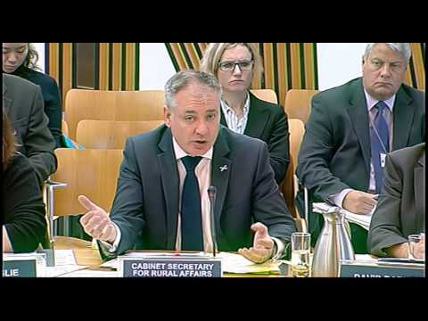 Rural Affairs, Climate Change and Environment Committee - Scottish Parliament: 18th September 2013
