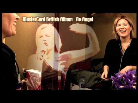 Dido wins The MasterCard Album of the Year presented by Sol Campbell | BRIT Awards 2002