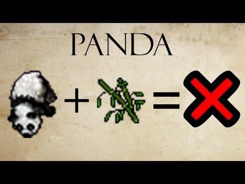 Tibia Como não domar um Panda Montaria