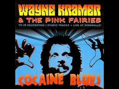 WAYNE KRAMER & PINK FAIRIES - The Harder They Come