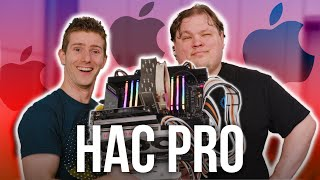 We built Apple's new Mac Pro!