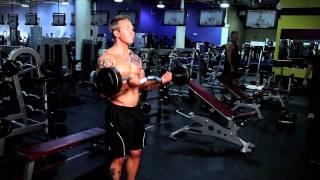 BSN Fitness Transformation Winner - Charles Keller