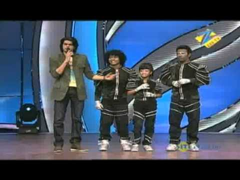 Dance Ke Superstars April 15 '11 - Dharmesh, Kishore &amp; Vaishnavi