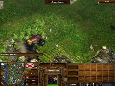 AGE OF EMPIRES 3 codigos