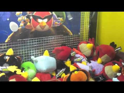 angry bird machine