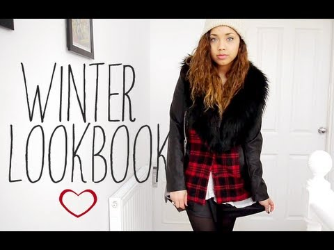 Winter Lookbook '13 ♡