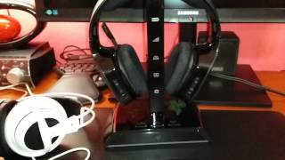 "Обзор игровых гарнитур ""Razer Chimaera 5.1 & Steelseries Siberia V2 USB White"""