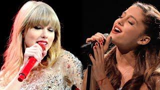 Ariana Grande Vs Taylor Swift Better 39 Last Christmas 39