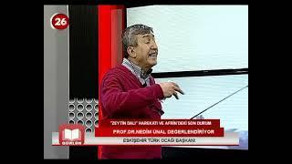 Günlük | Türk Ocağı Esk Şb Bşk Nedim Ünal | Afrin