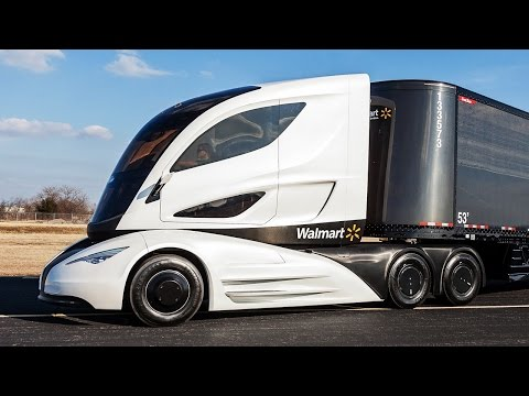Top 8 Future Trucks & Buses YOU MUST SEE