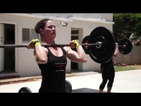 CrossFit - WOD 121201 Demo With CrossFit Platinum
