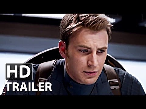CAPTAIN AMERICA 2 - Trailer (Deutsch | German) | HD