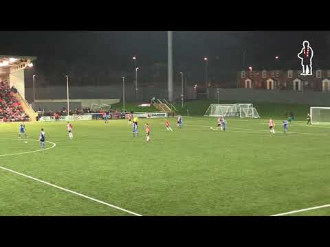 Highlights: Derry 2 - Saints 1 (30/03/2018)