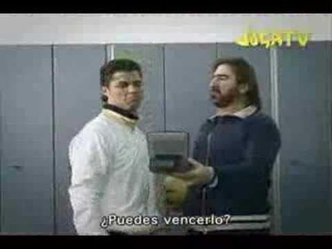 رونالدينهو و كريستيانو رونالدو