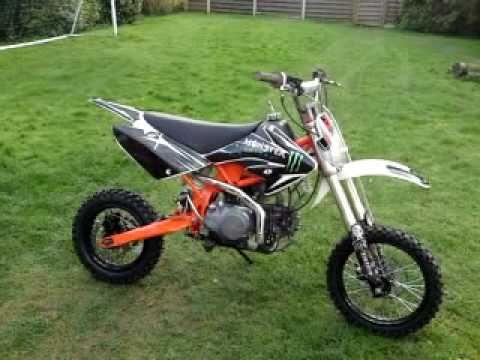 Ebay Pit Bikes For Sale stomp crf size pit bike