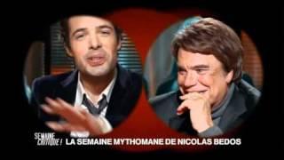 La semaine mythomane de Nicolas Bedos #12