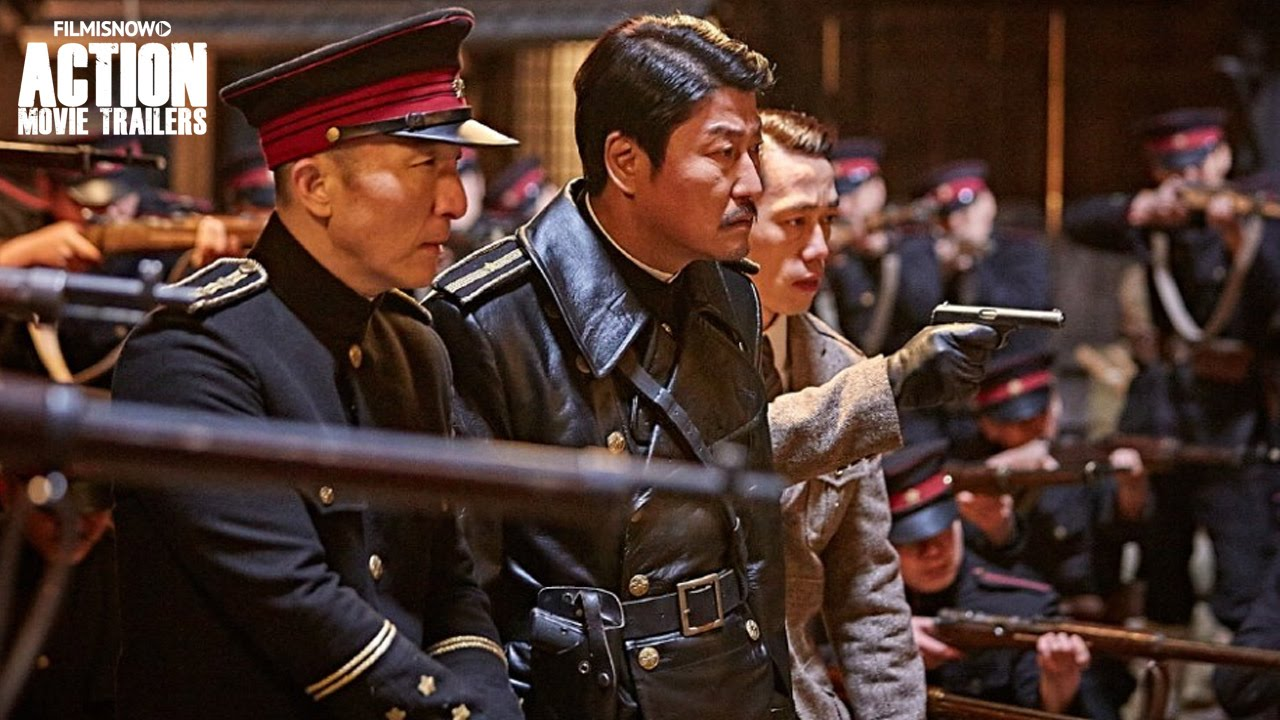 The Age of Shadows - Kim Jee-woon's Korean Action Thriller | Official Trailer [HD]