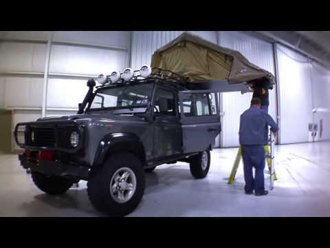 Bio Bonatti Project 2009 SEMA Show Setup