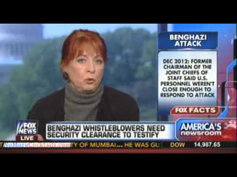 Attorney for Benghazi whistleblowers demands John Kerry apologize for accusing her of lying