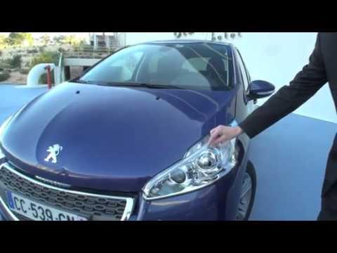 Обзор Peugeot 208 от Ведомостей