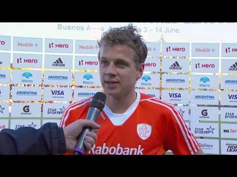 Post Match Interview Constantijn Jonker