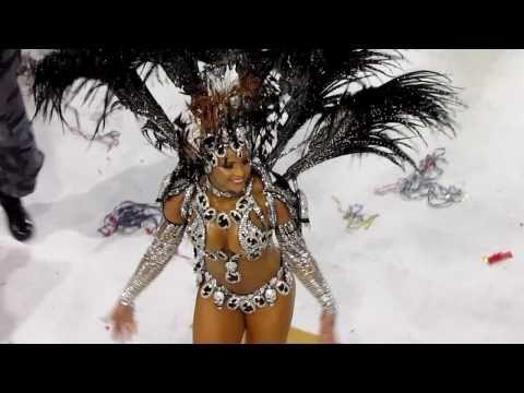 Rio Carnival Dancers