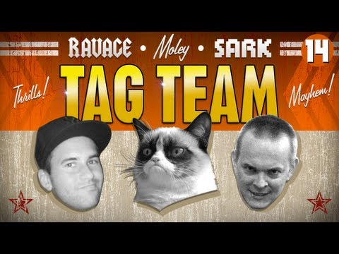 The Tag Team Ep. 14 - The Legend of Sharpshooter! [Call of Duty: Black Ops 2]