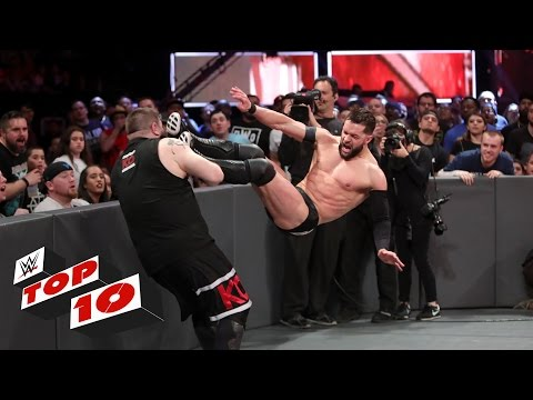 Top 10 Raw moments: WWE Top 10, April 3, 2017