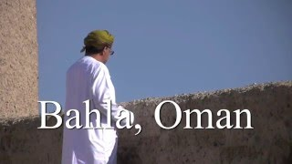 Bahla, Oman; black magic, jinn, witchcraft and Jesus