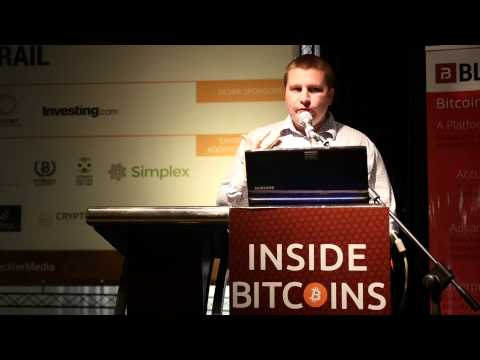 Bitcoin TLV `14, #2 - David Johnston - The Emerging Wave of Decentralized Applications