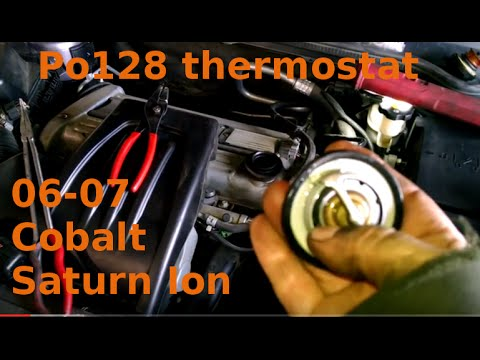 Replace A Thermostat For A 2006 2008 Chevy Impala How To