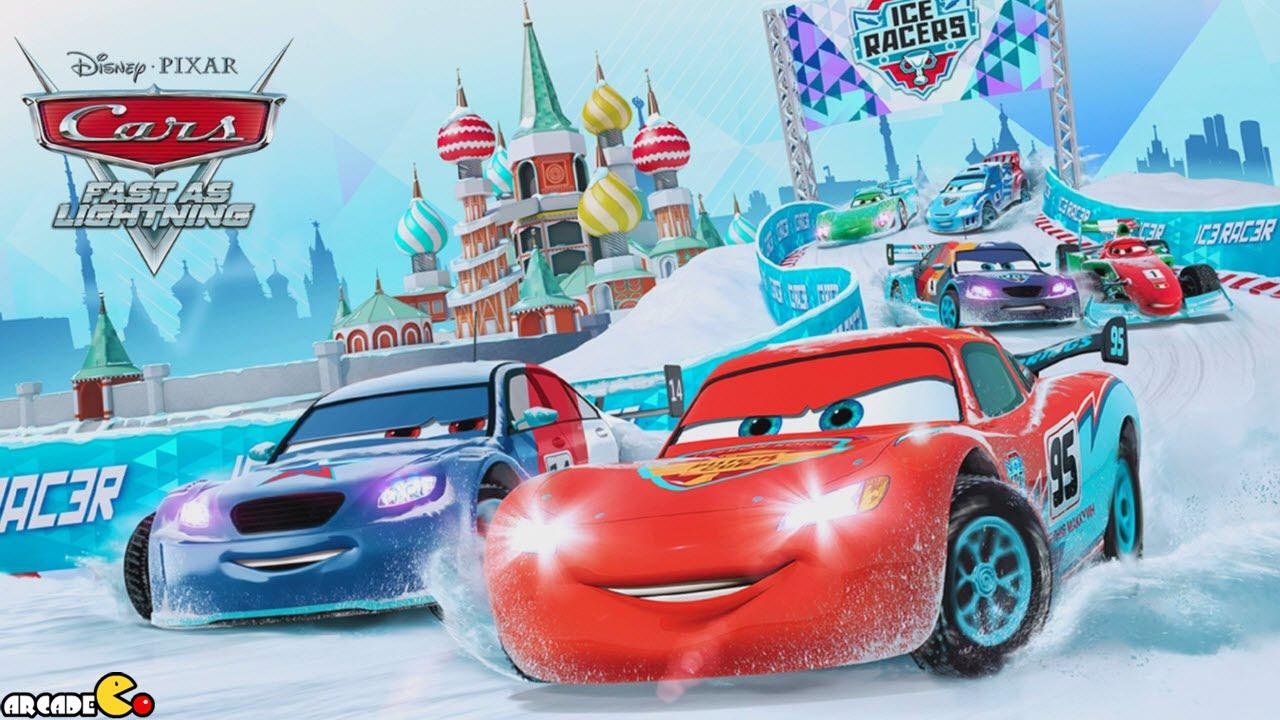 Cars disney movie games