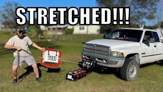 WINCH IT WEDNESDAY! YETI COOLER DESTRUCTION!!!