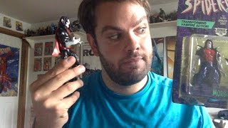 Michael Morbius Action Figure Review - the Living Vampire!