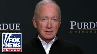 Mitch Daniels on Big Data and your privacy