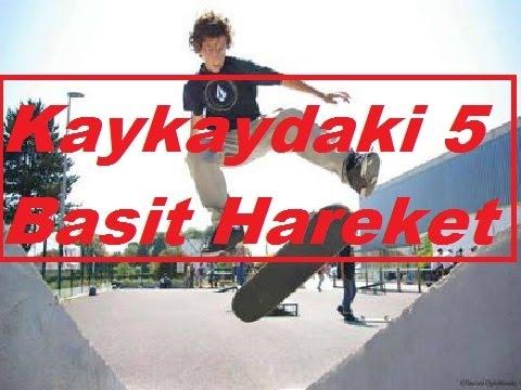5 Easy Tricks in Skate