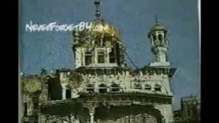 Attack 1984 Operation Bluestar ( Saaka Neela Taara)