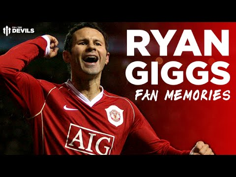 Ryan Giggs LEAVES Manchester United! | Fan Memories