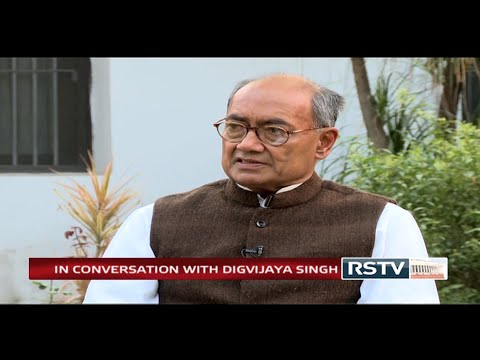 To The Point with Digvijaya Singh