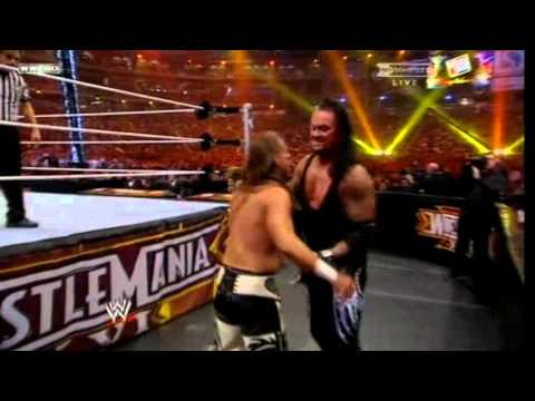 Wrestlemania 26 Undertaker Vs Shawn Michaels Full Match