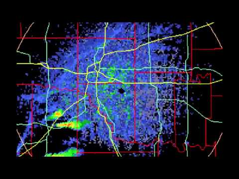 Nexrad Weather Control: Tornado Termination 101